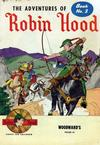 Cover for The Adventures of Robin Hood (Brown Shoe Co., 1956 series) #3