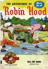 Cover for The Adventures of Robin Hood (Brown Shoe Co., 1956 series) #4