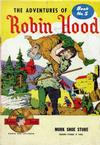 Cover for The Adventures of Robin Hood (Brown Shoe Co., 1956 series) #5