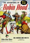Cover for The Adventures of Robin Hood (Brown Shoe Co., 1956 series) #6