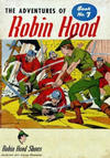 Cover for The Adventures of Robin Hood (Brown Shoe Co., 1956 series) #7