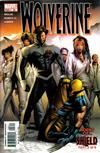 Cover for Wolverine (Marvel, 2003 series) #28 [Direct Edition]