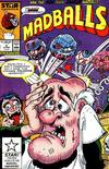 Cover for Madballs (Marvel, 1987 series) #4
