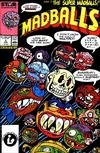 Cover for Madballs (Marvel, 1987 series) #5