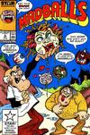Cover for Madballs (Marvel, 1987 series) #6