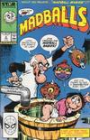 Cover for Madballs (Marvel, 1987 series) #8