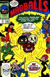 Cover for Madballs (Marvel, 1987 series) #9