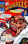 Cover for Madballs (Marvel, 1987 series) #10