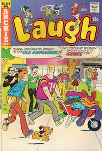 Cover Thumbnail for Laugh Comics (Archie, 1946 series) #284