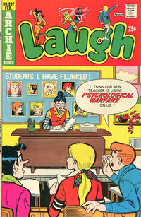 Cover Thumbnail for Laugh Comics (Archie, 1946 series) #287