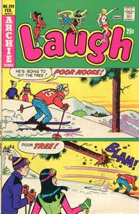 Cover Thumbnail for Laugh Comics (Archie, 1946 series) #299