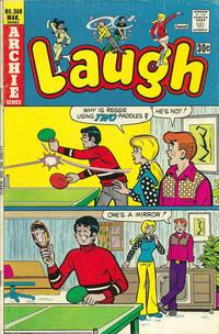 Cover Thumbnail for Laugh Comics (Archie, 1946 series) #300
