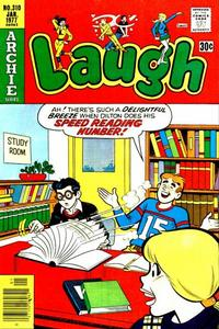 Cover Thumbnail for Laugh Comics (Archie, 1946 series) #310