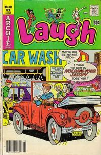 Cover Thumbnail for Laugh Comics (Archie, 1946 series) #311