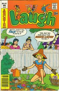 Cover for Laugh Comics (Archie, 1946 series) #317