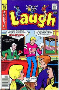 Cover Thumbnail for Laugh Comics (Archie, 1946 series) #322