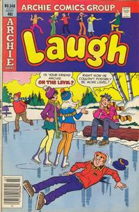 Cover Thumbnail for Laugh Comics (Archie, 1946 series) #348