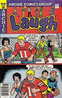 Cover Thumbnail for Laugh Comics (Archie, 1946 series) #356