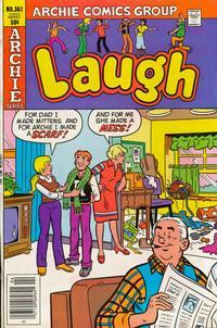 Cover Thumbnail for Laugh Comics (Archie, 1946 series) #361