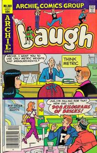 Cover Thumbnail for Laugh Comics (Archie, 1946 series) #369