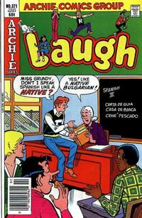 Cover Thumbnail for Laugh Comics (Archie, 1946 series) #371