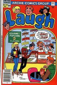 Cover Thumbnail for Laugh Comics (Archie, 1946 series) #380