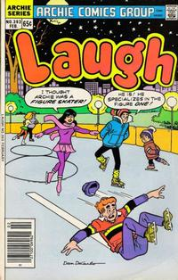 Cover Thumbnail for Laugh Comics (Archie, 1946 series) #393