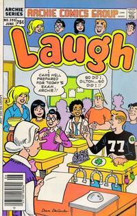 Cover Thumbnail for Laugh Comics (Archie, 1946 series) #395