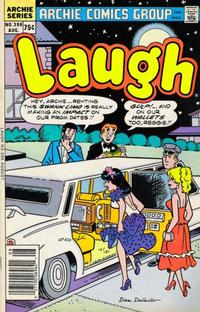 Cover for Laugh Comics (Archie, 1946 series) #396