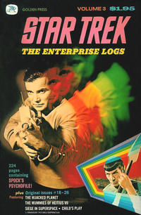 Cover Thumbnail for Star Trek: The Enterprise Logs (Western, 1976 series) #3