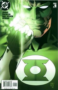 Cover Thumbnail for Green Lantern (DC, 2005 series) #1 [Direct Sales - Carlos Pacheco / Jesus Merino Cover]