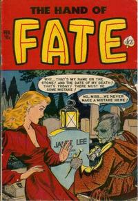 Cover Thumbnail for The Hand of Fate (Ace Magazines, 1951 series) #9