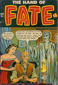 Cover Thumbnail for The Hand of Fate (Ace Magazines, 1951 series) #10