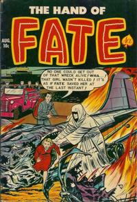 Cover Thumbnail for The Hand of Fate (Ace Magazines, 1951 series) #12