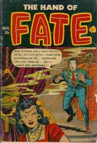 Cover Thumbnail for The Hand of Fate (Ace Magazines, 1951 series) #14