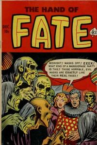 Cover Thumbnail for The Hand of Fate (Ace Magazines, 1951 series) #15