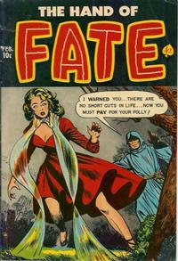 Cover Thumbnail for The Hand of Fate (Ace Magazines, 1951 series) #16