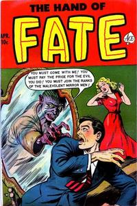 Cover Thumbnail for The Hand of Fate (Ace Magazines, 1951 series) #17