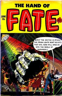 Cover Thumbnail for The Hand of Fate (Ace Magazines, 1951 series) #18