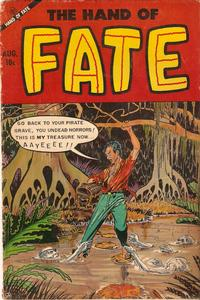 Cover Thumbnail for The Hand of Fate (Ace Magazines, 1951 series) #19