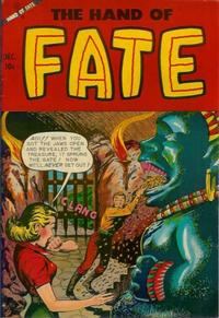 Cover Thumbnail for The Hand of Fate (Ace Magazines, 1951 series) #21