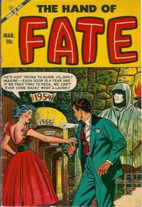 Cover Thumbnail for The Hand of Fate (Ace Magazines, 1951 series) #22