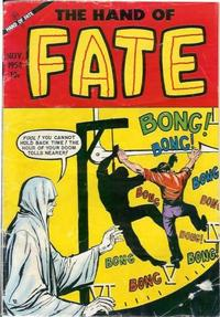 Cover Thumbnail for The Hand of Fate (Ace Magazines, 1951 series) #25a