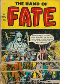 Cover Thumbnail for The Hand of Fate (Ace Magazines, 1951 series) #25b
