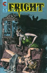 Cover Thumbnail for Fright (Malibu, 1988 series) #2
