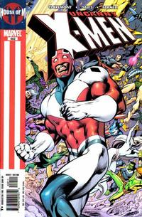 Cover Thumbnail for The Uncanny X-Men (Marvel, 1981 series) #462