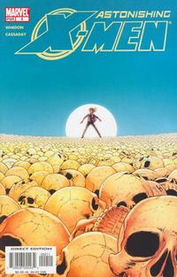 Cover Thumbnail for Astonishing X-Men (Marvel, 2004 series) #9
