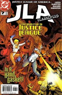 Cover for JLA: Classified (DC, 2005 series) #7 [Direct Sales]