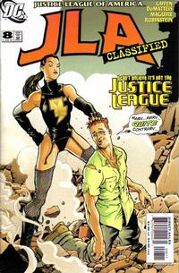 Cover Thumbnail for JLA: Classified (DC, 2005 series) #8 [Direct Sales]