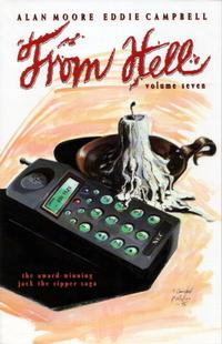 Cover Thumbnail for From Hell (Mad Love Publishing, 1991 series) #7